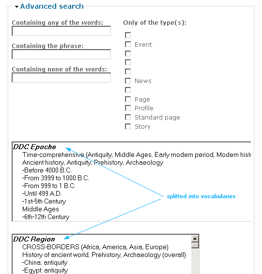 drupal theming search form